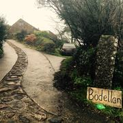 Bodellan accommodation Porthcurno