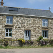 Dairy Cottage holiday let Porthcurno