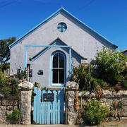Trethewey Sunday School entrance